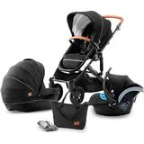 Duovogne Kinderkraft Prime 3 in 1 (Duo) (Travel system)