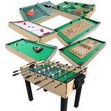 Mega Multi Spillebord 15i1