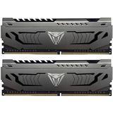 RAM på tilbud Patriot Viper Steel Series Grey DDR4 4400MHz 2x8GB (PVS416G440C9K)