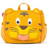 Affenzahn Timmy Tiger Toiletry Bag - Yellow/Brown