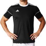 T-shirts & Tops Adidas Squadra 17 Jersey Men - Black/White