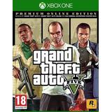 Gta 5 online Xbox One spil Grand Theft Auto V: Premium Online Edition