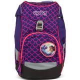 Tasker Ergobag Prime School Backpack - Pearl DiveBear
