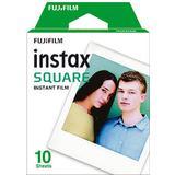 Instax square film Analoge kameraer Fujifilm Instax Square Film White 20 pack
