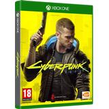 Xbox One spil Cyberpunk 2077