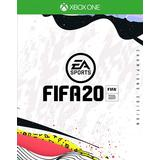 Fifa 20 Xbox One spil FIFA 20 - Champions Edition
