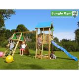 Legeplads Jungle Gym Castle Legetårn med Klatremodul