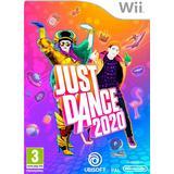 Nintendo Wii spil Just Dance 2020