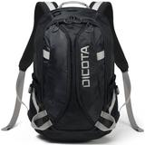 "Dicota Backpack Active XL 17.3"" - Black/Black"