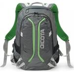 """Rygsæk Dicota Backpack Active 15.6"""" - Gray/Lime"""