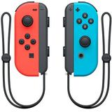 Nintendo Switch Joy-Con Pair - Red/Blue