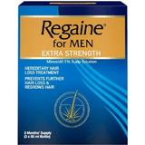 Hårtab Regaine for Men Extra Strength 3x60ml 3stk