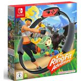 Nintendo Switch spil Ring Fit Adventure