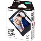 Instax square film Analoge kameraer Fujifilm Instax Square Film Black 10 pack