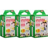 Instax mini billeder Analoge kameraer Fujifilm Instax Mini Film 6X10 pack