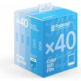 Polaroid film 600 Analoge kameraer Polaroid Color Film for 600 5x8 pack