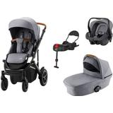 Duovogne Britax Smile 3 (Duo) (Travel system)