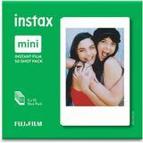 Instax mini billeder Analoge kameraer Fujifilm Instax Mini Film 50 pack