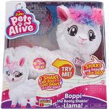 Interaktive legetøj på tilbud Zuru Pets Alive Boppi the Booty Shakin Llama