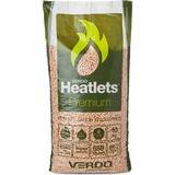 Heatlets 6 mm Træpiller, Træbriketter & Brænde Heatlets - Træpiller
