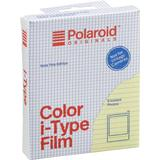 Itype film Analoge kameraer Polaroid Color Film for I-type Note This Edition 8 pack