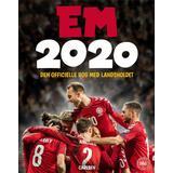 EM 2020 - Den store bog med fodboldlandsholdet