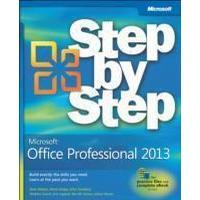 Microsoft Office Professional 2013 Step by Step (Häftad, 2013), Häftad, Häftad