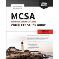MCSA Windows Server 2012 R2 Complete Study Guide (Häftad, 2015), Häftad