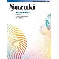 Suzuki Violin School, Volume 1: Piano Accompaniment (Okänt format, 2000)