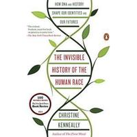 The Invisible History of the Human Race: How DNA and History Shape Our Identities and Our Futures (Häftad, 2015), Häftad, Häftad