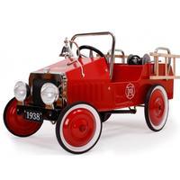 Goki Pedalbil - Firetruck