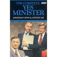 The Complete Yes Minister (Pocket, 1989), Pocket