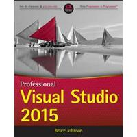 Professional Visual Studio 2015 (Häftad, 2015), Häftad