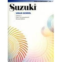 Suzuki Violin School, Volume 4: Piano Accompaniment (, 2009)
