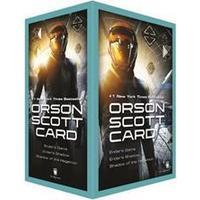 Ender's Game Boxed Set I: Ender's Game, Ender's Shadow, Shadow of the Hegemon (Pocket, 2013), Pocket