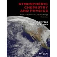 Atmospheric Chemistry and Physics: From Air Pollution to Climate Change (Inbunden, 2016), Inbunden