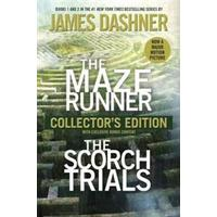 The Maze Runner and the Scorch Trials: The Collector's Edition (Maze Runner, Book One and Book Two) (Häftad, 2015), Häftad