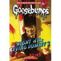 Night of the Living Dummy 2 (Classic Goosebumps #25) (Häftad, 2015), Häftad