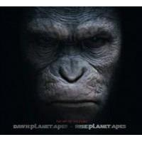 The Art of the Films Dawn of the Planet of the Apes and Rise of the Planet of the Apes (Inbunden, 2014), Inbunden