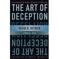 The Art of Deception: Controlling the Human Element of Security (Häftad, 2003), Häftad