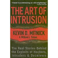 The Art of Intrusion: The Real Stories Behind the Exploits of Hackers, Intruders & Deceivers (Häftad, 2006), Häftad