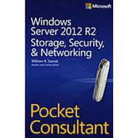 Windows Server 2012 R2 Pocket Consultant: Storage, Security, & Networking (Häftad, 2014), Häftad