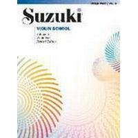 Suzuki Violin School Vol. 6 Violin (Sheet Music) (Häftad, 2013), Häftad