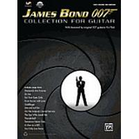 James Bond 007 Collection for the Guitar (, 2013)