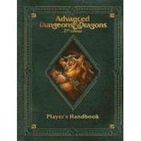 D&;D Premium 2nd Ed. Players Handbook (Inbunden, 2013), Inbunden