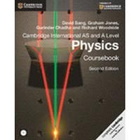 Cambridge International AS and A Level Physics Coursebook with CD-ROM (, 2014)