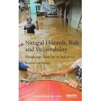 Natural Hazards, Risk and Vulnerability (Inbunden, 2016), Inbunden