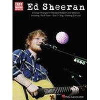 Ed Sheeran for Easy Guitar (Häftad, 2015), Häftad