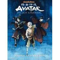 Avatar: The Last Airbender - Smoke and Shadow Library Edition (Inbunden, 2016), Inbunden