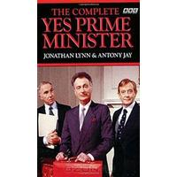 The Complete Yes Prime Minister (Pocket, 1989), Pocket